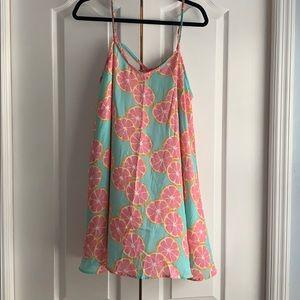 Flowy brunch dress